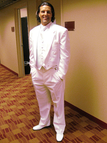 Tyson Nash White Out Suit